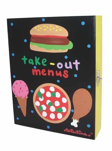 tatutina take out menu box