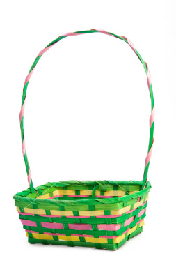 Easter BasketEmpty Easter Basket Clipart